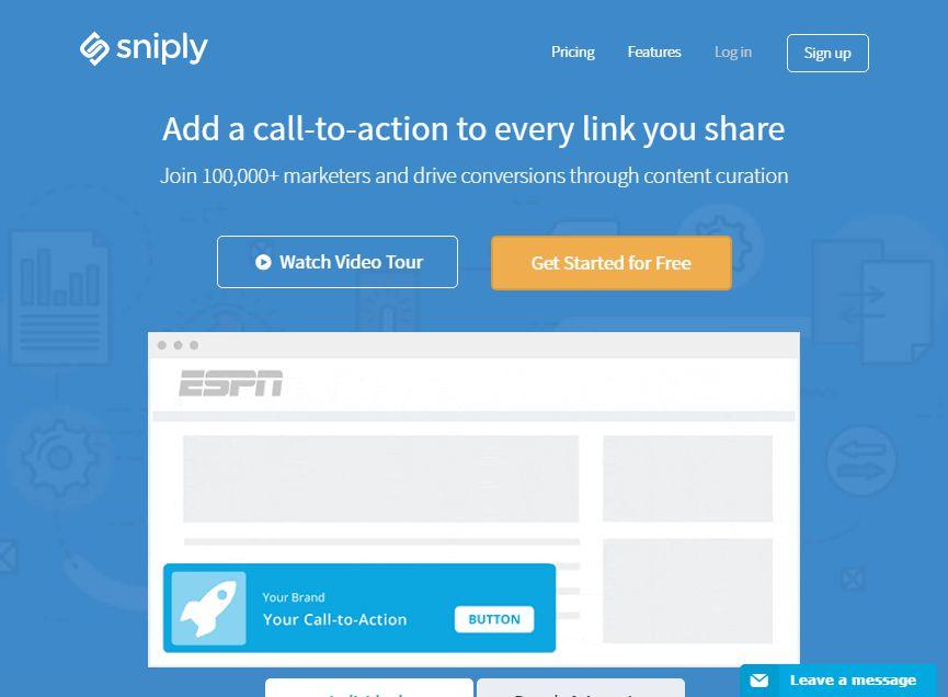 sniply-website